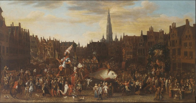 alexander_van_bredael_-_the_ommegang_in_antwerp_at_the_meir
