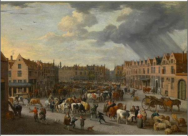 peeter_van_bredael_-_the_old_ox_market_in_antwerp