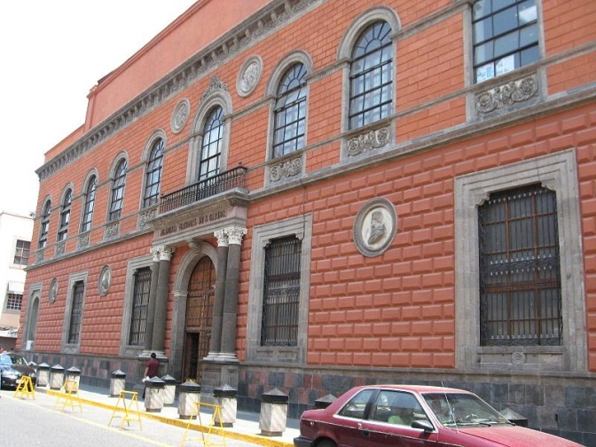 Academy of San Carlos 1781